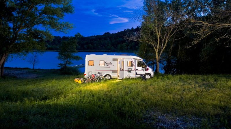 Bestens ausgeleuchtet – Ihr Caravan