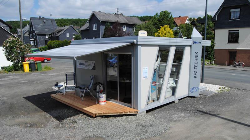 Unser Caravan-Zubehör-Shop